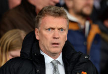 David Moyes threatens female reporter